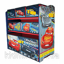 Ящик для іграшок Тачки Cars Global 8029380