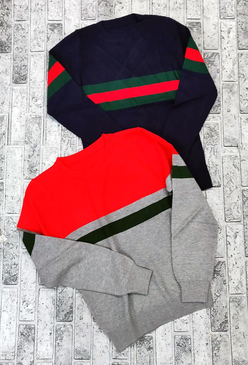 Женский свитер повседневный 42-44 (в расцветках)