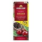 Черный ягодный чай с вишней Майский 25 пакетиков, фото 2