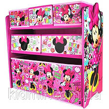 Ящик для іграшок Мінні Маус Minnie Global 8029379