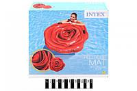Надувной плотик Intex 58783 Роза, интекс