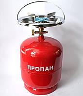 Газовый баллон Intertool GS-0008 (8 литров)