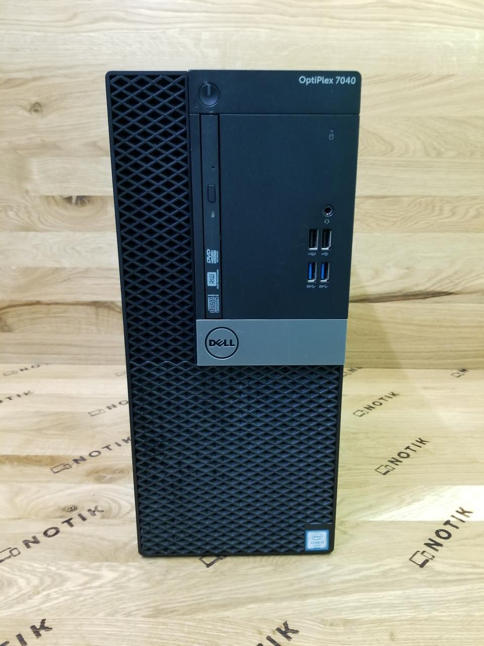 ПК Комп'ютер Dell OptiPlex 7040 Tower - i5-6500/4GB/500GB
