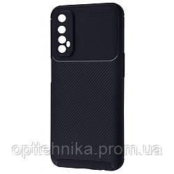Ultimate Experience Carbon (TPU) Realme 7 black
