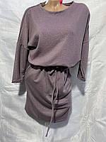 Платье женское ангора с люрексом размер  48 50 52 54 ростовкой, фото 1