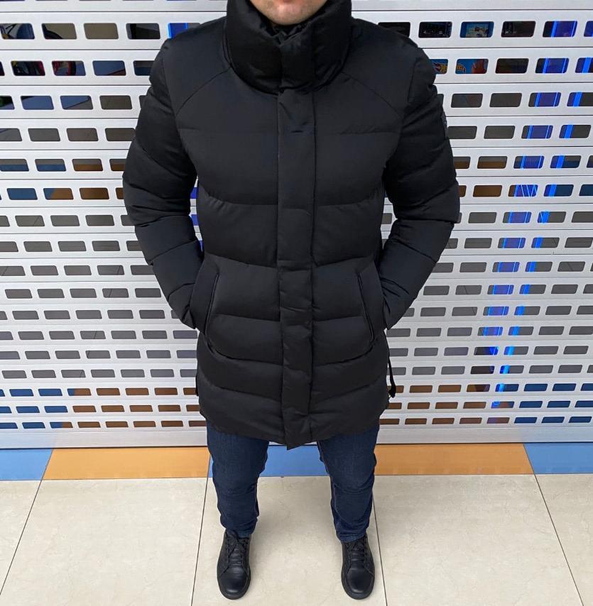 Чоловіча куртка. Наповнювач - холлофайбер Дуже стильні, комфортні і теплі РОЗМІРИ: S-2XL.