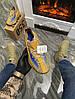 Женские кроссовки Adidas Yeezy Boost 380 'Blue Oat' (Premium-class) песочные, фото 3