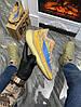 Женские кроссовки Adidas Yeezy Boost 380 'Blue Oat' (Premium-class) песочные, фото 2