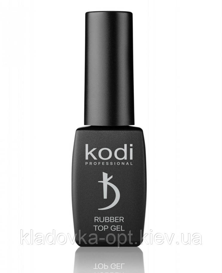 KODI PROFESSIONAL Rubber Top Gel 8 мл