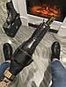 Женские демисезонные ботинки Dr. Martens Jadone Galaxy (Premium-class) черные, фото 5