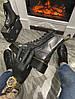 Женские демисезонные ботинки Dr. Martens Jadone Galaxy (Premium-class) черные, фото 4