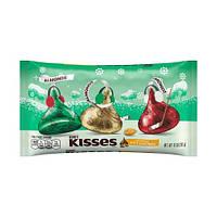 Шоколад Hershey's Holiday Milk Chocolate Almond Kisses 183g