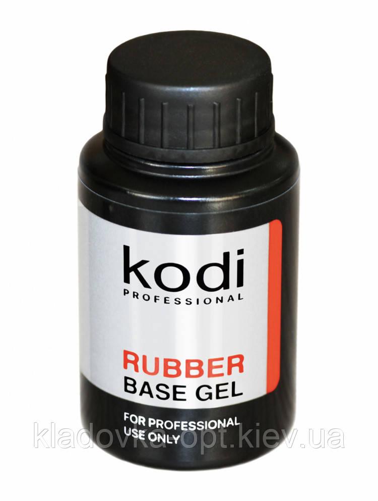 KODI PROFESSIONAL Rubber Base - каучуковая база 14 мл