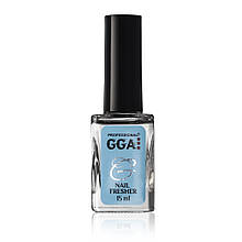 Обезжириватель для ногтей Nail fresher GGA Professional, 15 мл