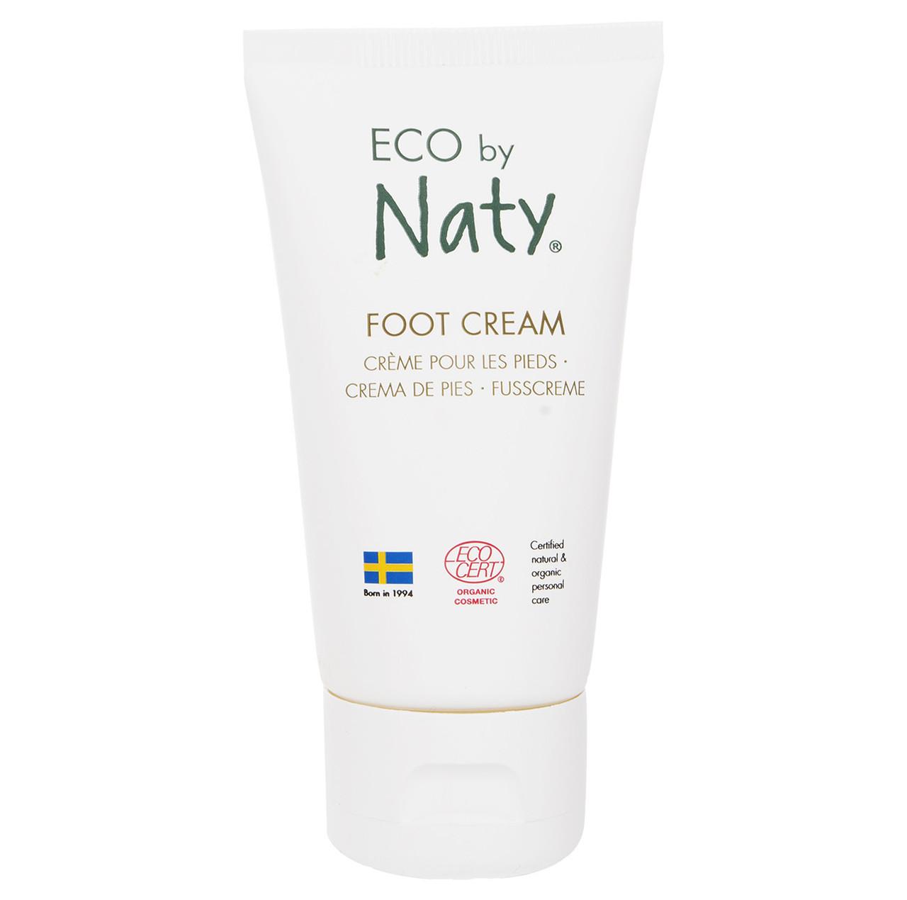Органічний крем для ніг Eco by Naty 50 мл