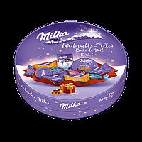 Новорічний набір Milka Christmas Box 202g