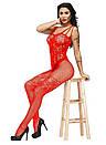 Сексуальна боді сітка сексуальна боді-сітка з малюнком еротична білизна, фото 2