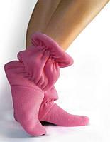 Тапочки-сапожки  tf 22 низкие розовые
