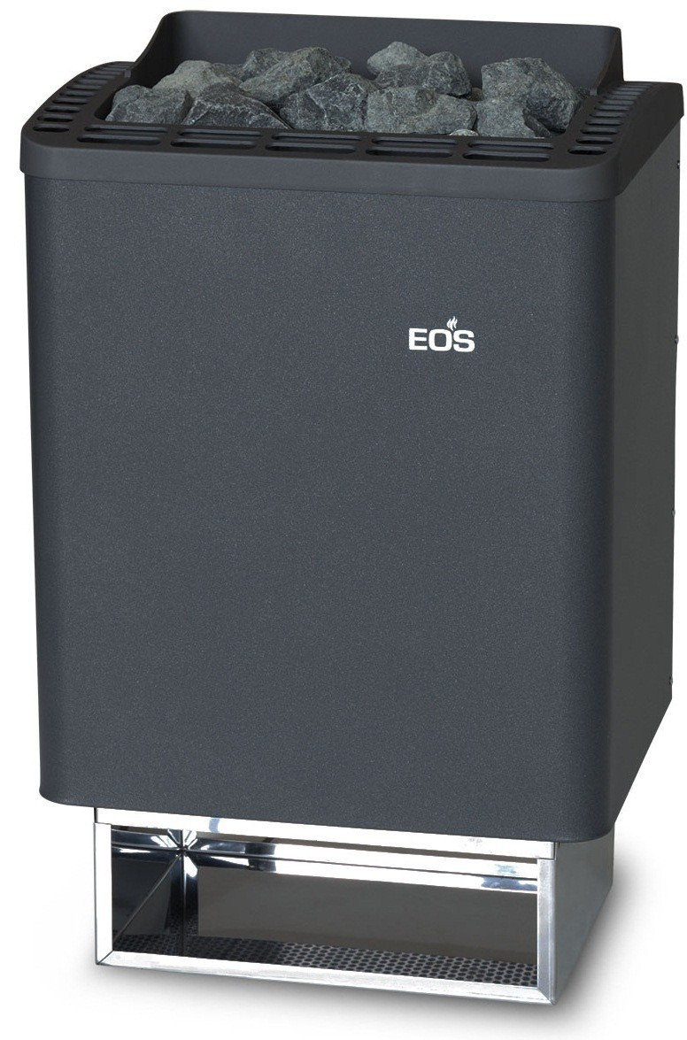 Електрокам'янка для сауни та лазні EOS Thermo-Tec 7,5 кВт антрацит