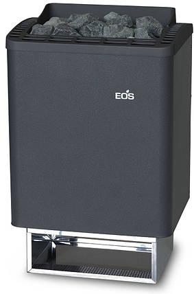 Електрокам'янка для сауни та лазні EOS Thermo-Tec 7,5 кВт антрацит, фото 2