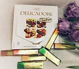 Шоколад подарочный порционный - 4 вкуса - 16 стиков. инд.запакованы.200гр. Baron Delicadore Quadratto, фото 3