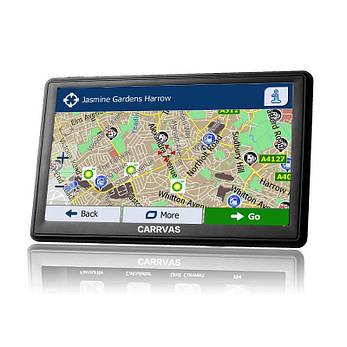 GPS-навігатор Carrvas Pro Europe Truck з мапами усієї Європи (careu_070), фото 2
