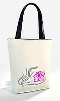 """Женская сумка """"Лилия """" Б338 - белая, фото 1"""