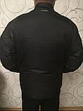 Тёплые мужские фабричные качественные натуральные пуховики, фото 5