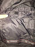 Тёплые мужские фабричные качественные натуральные пуховики, фото 8