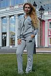 Женский спортивный летний костюм из трикотажа; разм 44, 46,48, фото 3