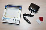 Тройник для прикуривателя с USB №1505, фото 3