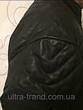 Тёплые мужские фабричные качественные натуральные пуховики, фото 6