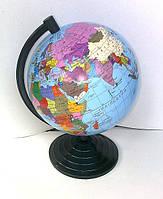 Глобус политический, диаметр 160 мм.