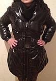 Стильные красивые женские куртки с натуральным мехом, фото 8