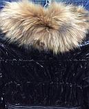 Стильные красивые женские куртки с натуральным мехом, фото 3