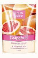 Рідке мило Fresh Juice 460мл запаска Грейпфрут/-242/12