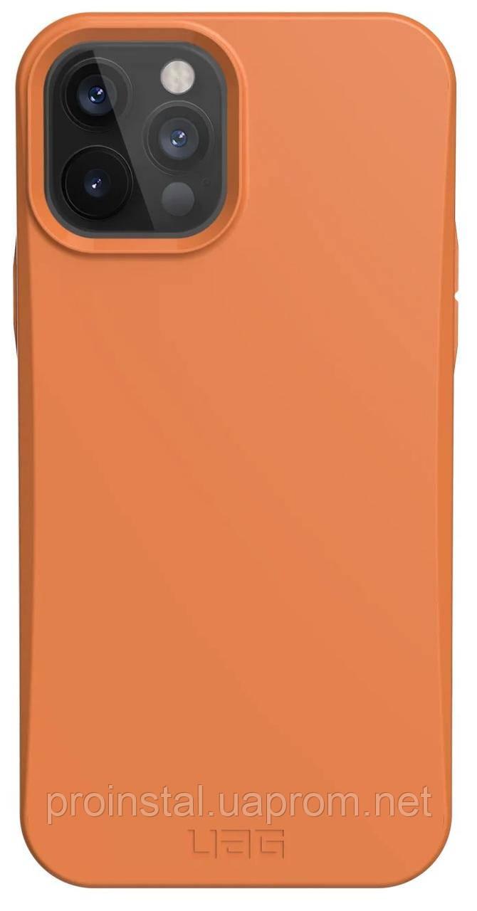 Чехол UAG для iPhone 12 / 12 Pro Outback Orange