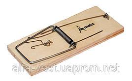Крысоловка 90*180 мм деревянная ГОСПОДАР 92-0294