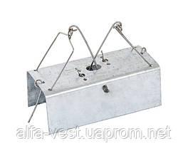 Мышеловка - домик 95*35*40 металлическая ГОСПОДАР 92-0149