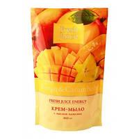 Рідке мило Fresh Juice 460мл запаска Мангостин і карамболь/-364/12