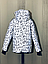 Светоотражающий зимний женский пуховик, фото 6