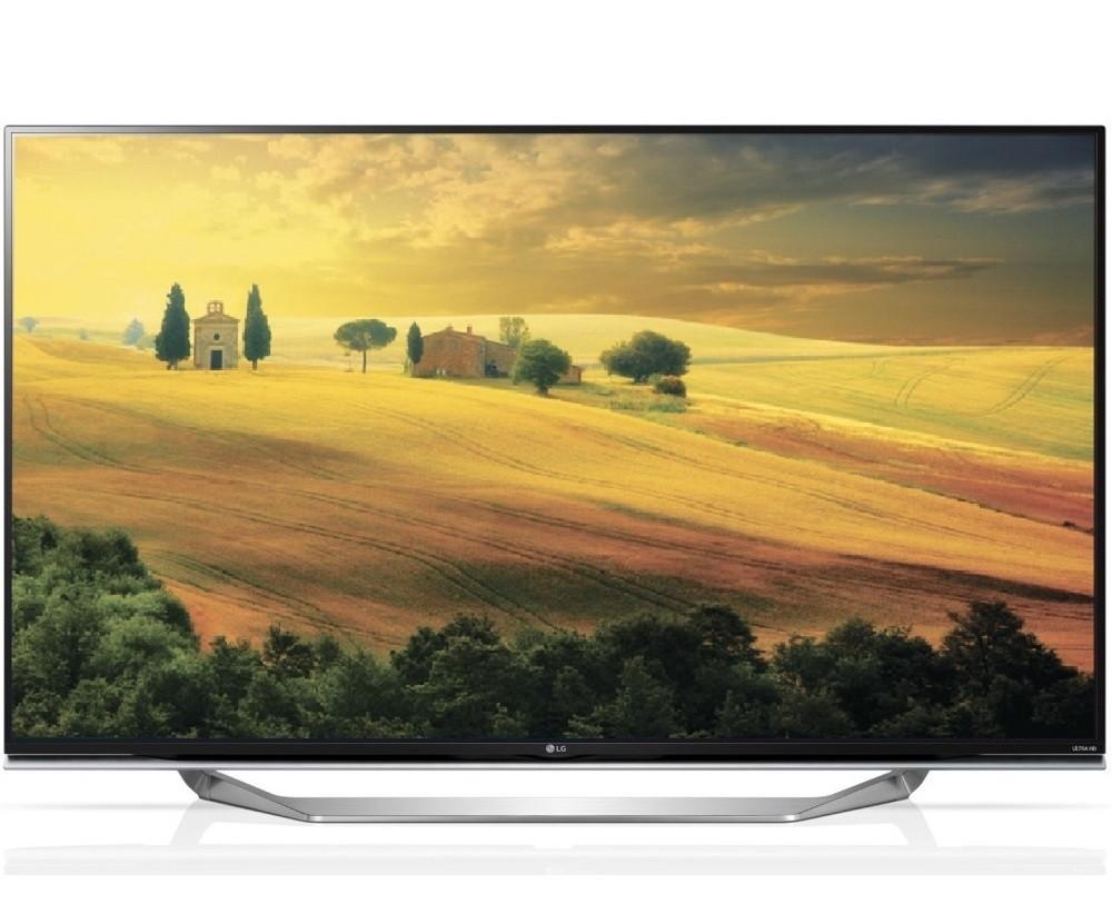 Телевизор LG 60UF855V (2000Гц, Ultra HD 4K, Smart, 3D, Wi-Fi, Magic Remote)