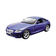 Автомодель - BMW Z4 M COUPE (синий металлик, 1:32)