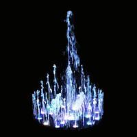 Aquaviva Фонтан музыкальный AquaViva круглый 1,5 метра, 53 форсунки