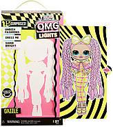 L. O. L. Surprise! O. M. G. Модна лялька Даззл Lights Dazzle Doll ОРИГІНАЛ, фото 6