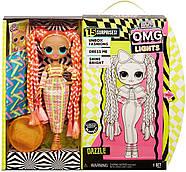 L. O. L. Surprise! O. M. G. Модна лялька Даззл Lights Dazzle Doll ОРИГІНАЛ, фото 7
