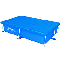 Bestway Покриття Bestway 58103 для басейнів 2.21x1.50 м (224x154 см)