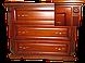 Комод деревянный Глория, фото 3