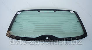 Стекло ВАЗ 1117 заднее с электро обогревом зеленое (пр-во LEMSON) (4549BGSE)
