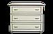 Комод из массива Версаль-н 150*90*45 (эмаль белая), фото 4